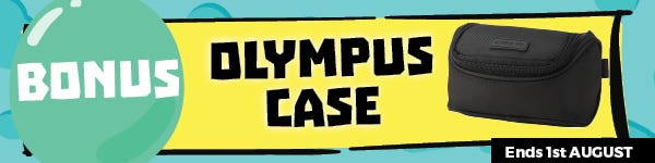 July Gifted Olympus CS24 Case